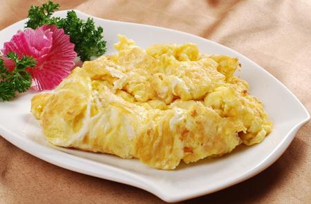 炒鸡蛋,也是一门技术活
